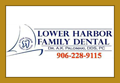 Lower Harbor Family Dental Logo